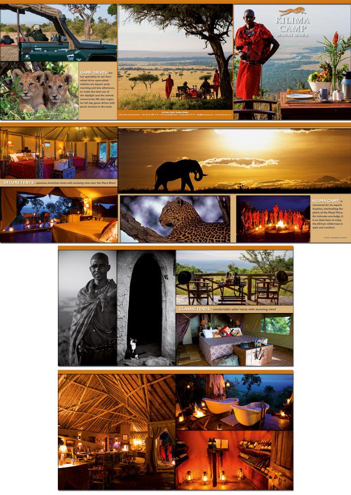 Brochure Kilima Camp